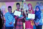 Juara Bujang Gadis 2019, Siswi SMAN 3 Wakili Tebo untuk Tk Provinsi Jambi