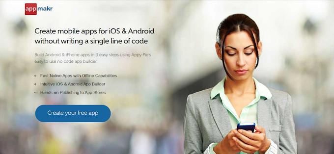 AppMakr.com Solusi Tepat Untuk Membuat Apps Tanpa Coding