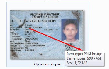 foto format PNG Kartu Prakerja Online 2020