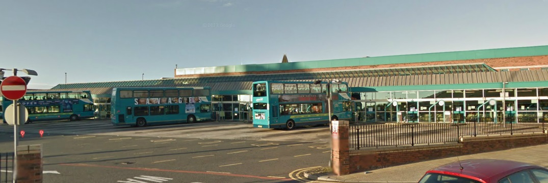 Great British Bus Routes Com 96 Barnsley Wakefield