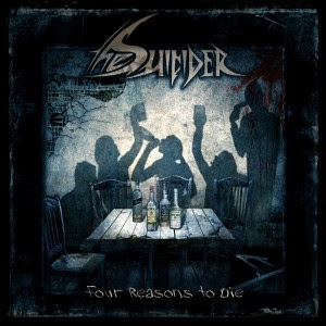 The Suicider - Four Reasons To Die (EP) (2011)