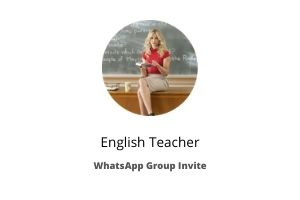 teacher WhatsApp group