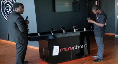 WOW ! Afrika Meluncurkan Smartphone Pertamanya, Inilah Bentuknya