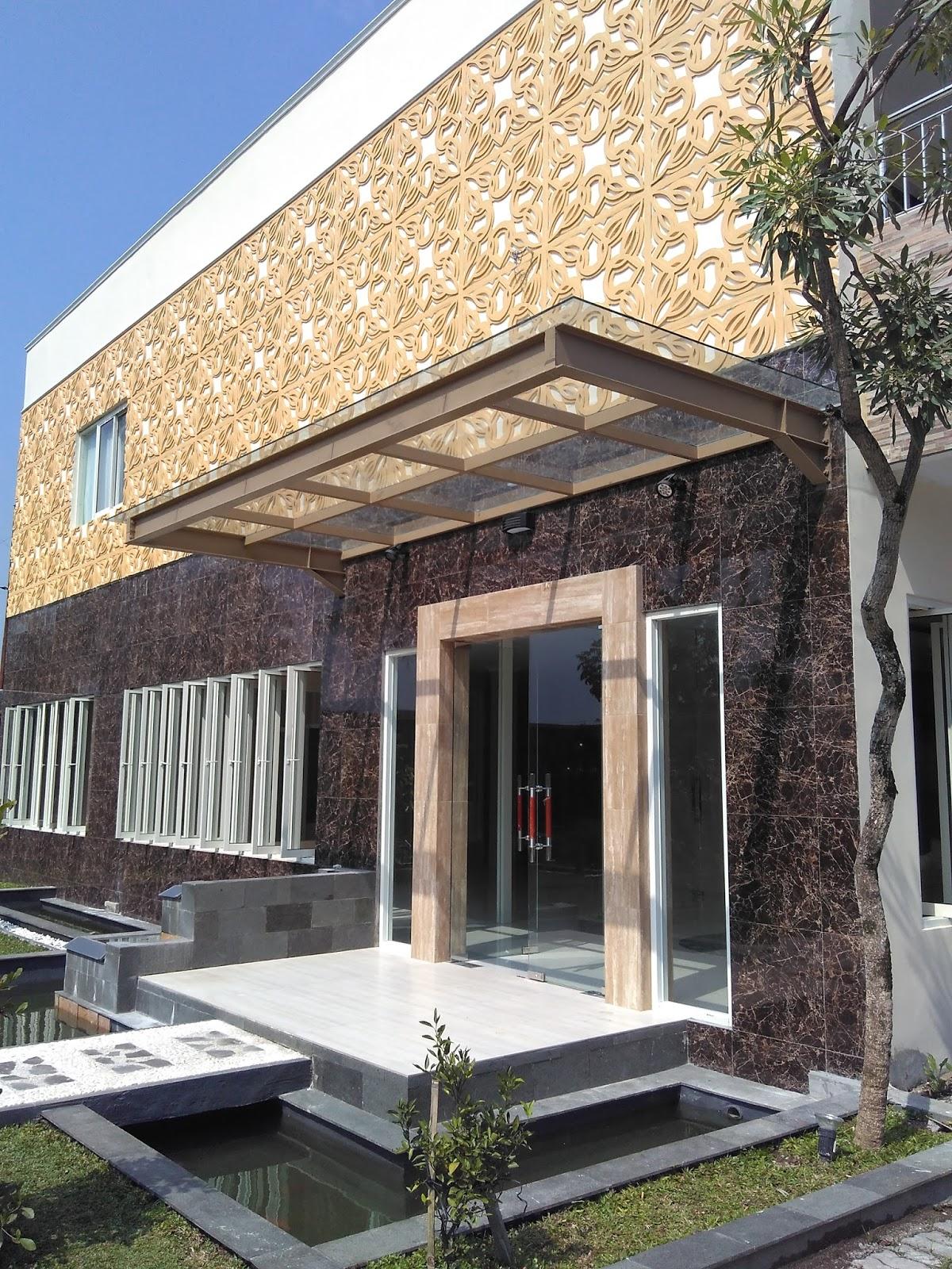 kanopi baja ringan yogyakarta gambar melengkung | expo desain rumah