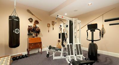 Cómo ahorrar dinero al montar un gimnasio en casa