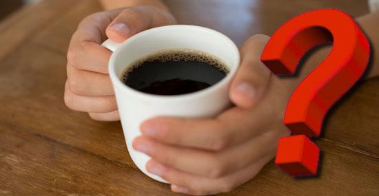 Posso tomar café de estômago vazio- Certos alimentos causam gastrite - Capa