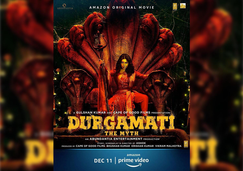 Durgamathi Full Movie Review In 3Movierulz