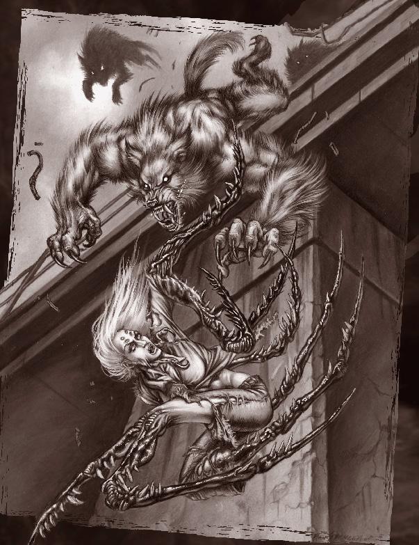 Werewolf The Forsaken Pdf