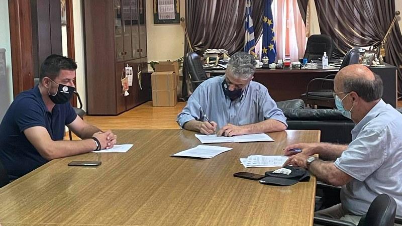 Έργο άρδευσης στο Δήμο Ορεστιάδας προϋπολογισμού 1.765.000 ευρώ