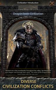 تحميل لعبة Clash of Kings MOD مهكرة للاندرويد