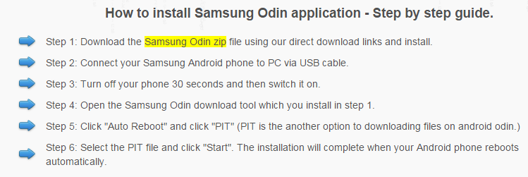 Odin Samsung Flashing Tool Latest Version V3.09/3.10.6 Free Download For Windows