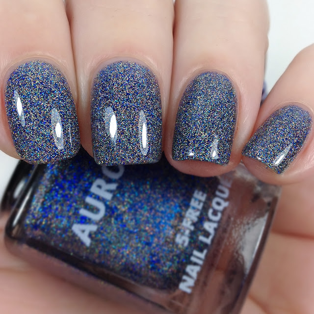 Aurora Nail Lacquer-Shrine Of The Silver Monkey
