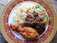 Nasi Beriani Johor Yang Sedap