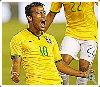 Rafinha Alcântara Seleção Brasileira