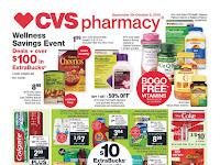 CVS Weekly Ad Valid October 20 - 26, 2019