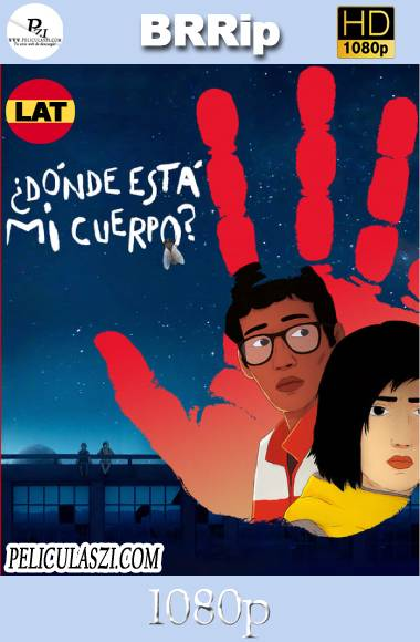 Perdí mi Cuerpo (2019) HD BRRip 1080p Dual-Latino