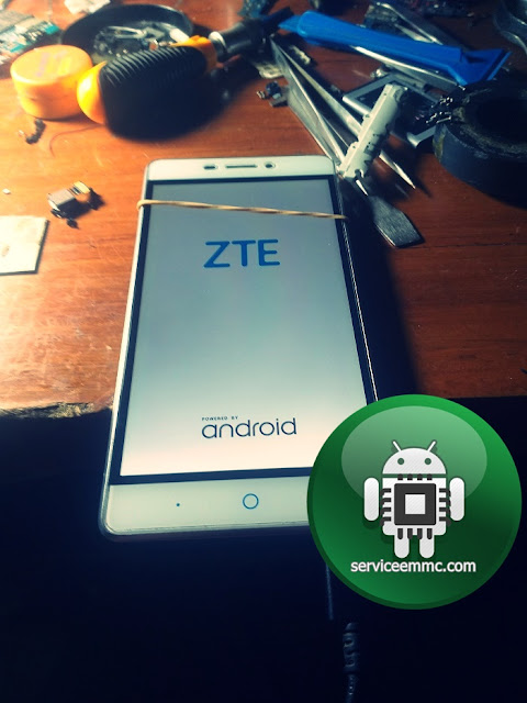 Firmware ZTE N939Sc(Blade_A711) Backup Normal Menggunakan UFI BOX