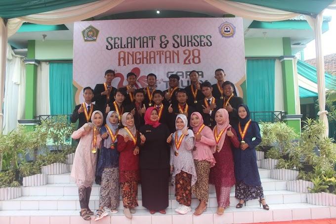 Purnawiyata MAN 2 Ponorogo Tahun Pelajaran 2020-2021 (Part 3)
