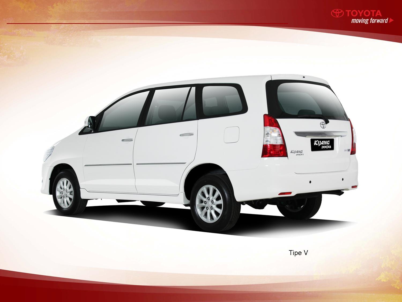 Pilihan Warna All New Kijang Innova Grand Avanza G 1.3 Putih Cari Mobil Toyota Ingat Rita 2011