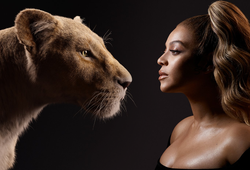 New trailer for Beyoncé featuring The Lion king and tea on the soundtrack | Random J Pop