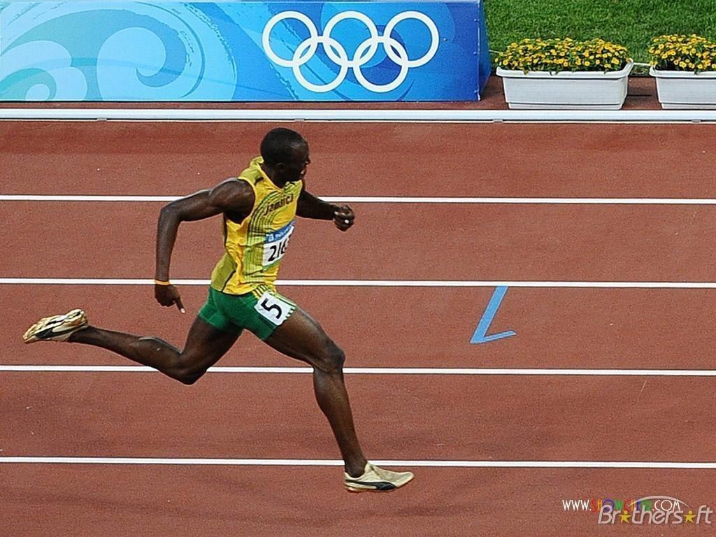 Usain Bolt Running Wallpaper - www.proteckmachinery.com