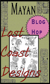 LOST COAST DESIGNS MAYAN BLOG HOP