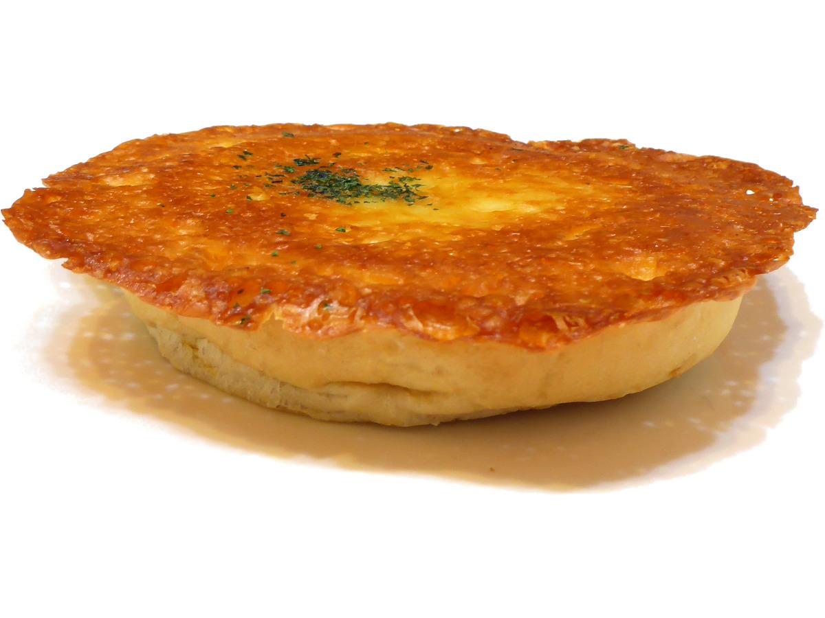 ぱりぱりチーズの焼きカレーパン(Crispy cheese Curry) | BOULANGERIE ASANOYA(ブランジェ浅野屋)