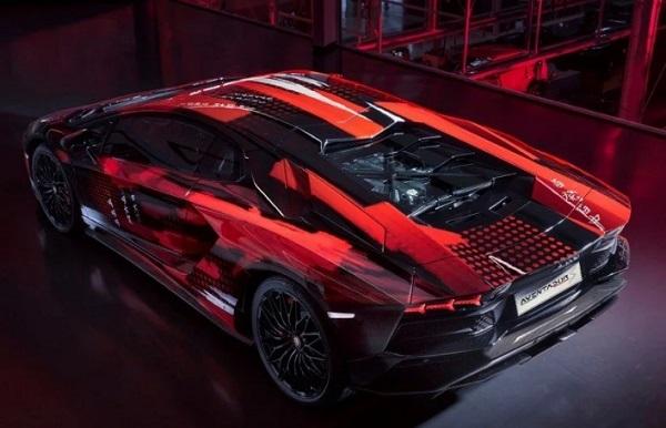Lamborghini Aventador S Yamamoto