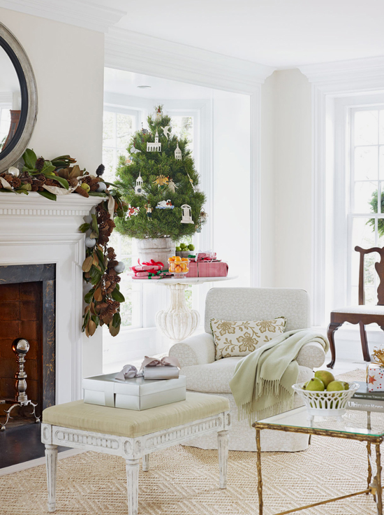 Tone On Tone A Light And Airy Christmas