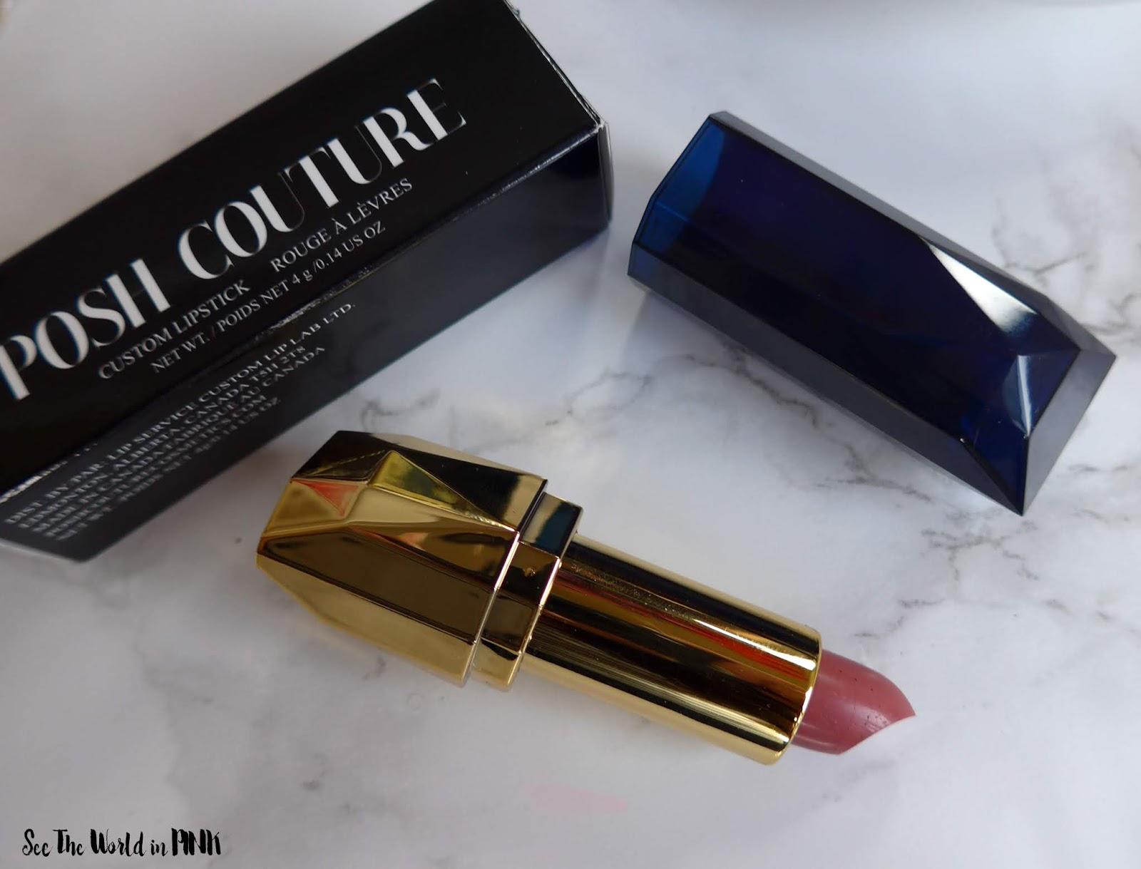 Custom Lipstick - Posh Couture Cosmetics ~ Edmonton, Alberta