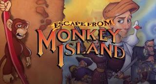 Обзор автомата Monkey Island