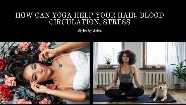 Yoga, Hair