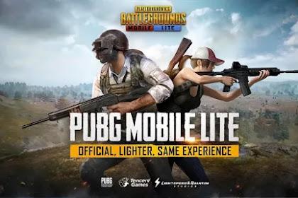 PUBG Mobile LITE Khusus Pengguna HP Kentang