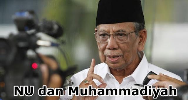 NU dan Muhammadiyah - KH. Hasyim Muzadi
