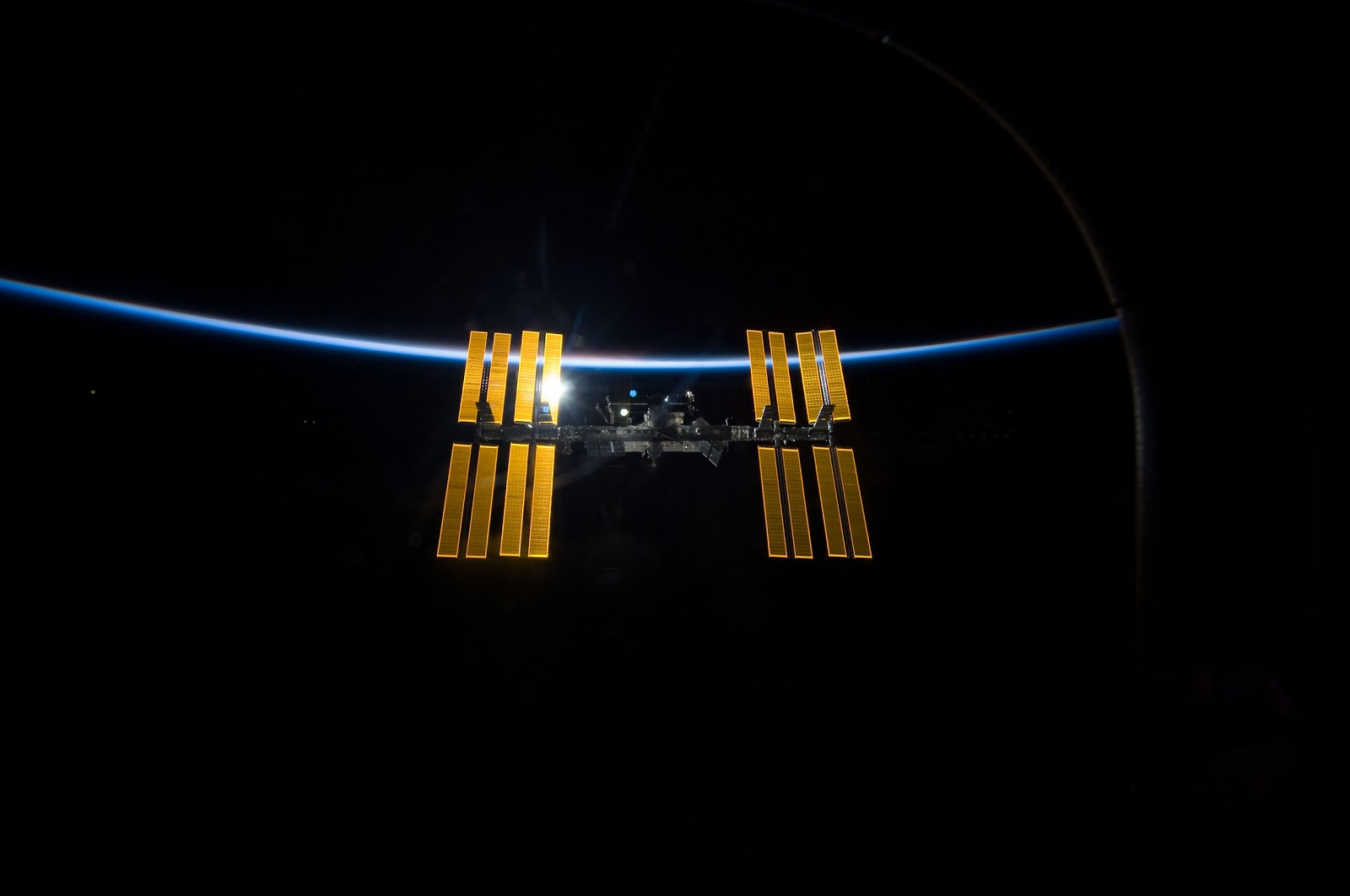 international space station from earth to current transportation - photo #24