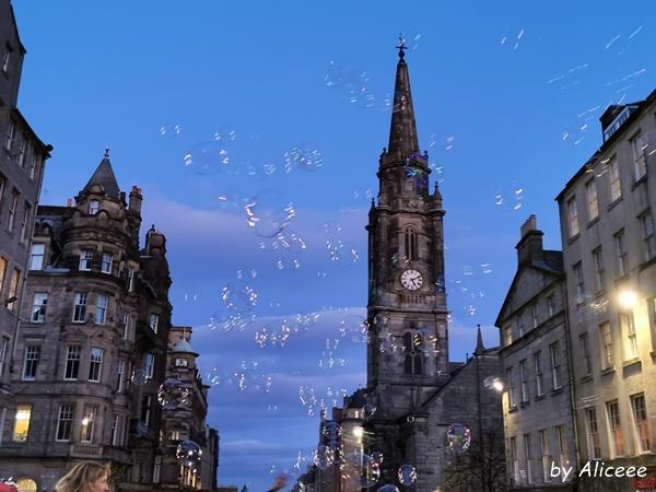 Royal-Mile-Scotia-Edinburgh-atractii-turistice