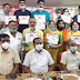 राष्ट्रीय स्वैच्छिक रक्तदान दिवस पर तमाम लोगों ने किया रक्तदान