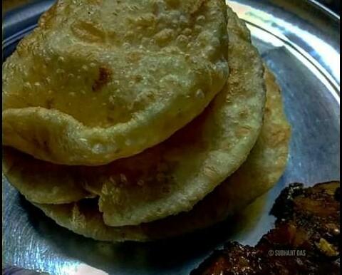 রাধাবল্লভী বানানোর পদ্ধতি