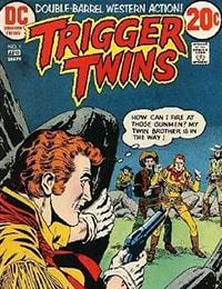 Trigger Twins Comic
