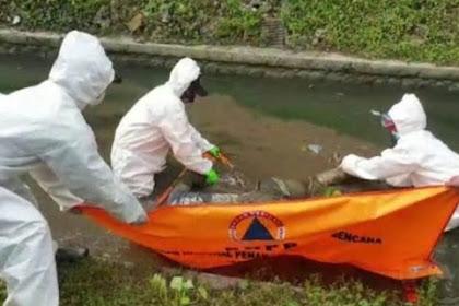 Hilang 3 Hari, Warga Tuban Ditemukan Mengapung Di Sungai