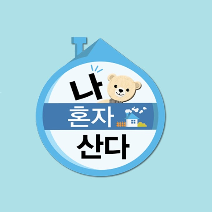 I live alone-show the life style of Korean artists and get closer.
