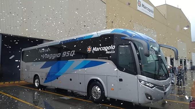 Viaggio 950 el nuevo integrante de Marcopolo México