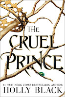 The Cruel Prince by Holly Black book cover and review