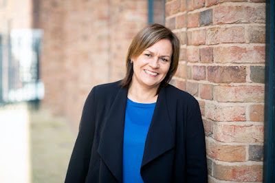 Lisa McMullan, Director for Development & Consultancy at The Women's Organisation
