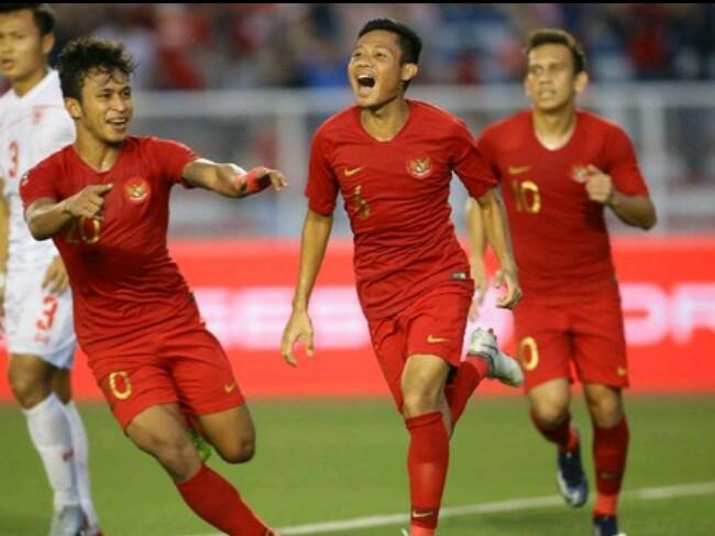 Akhirnya Indonesia Menang 4-2 Atas Myanmar!!