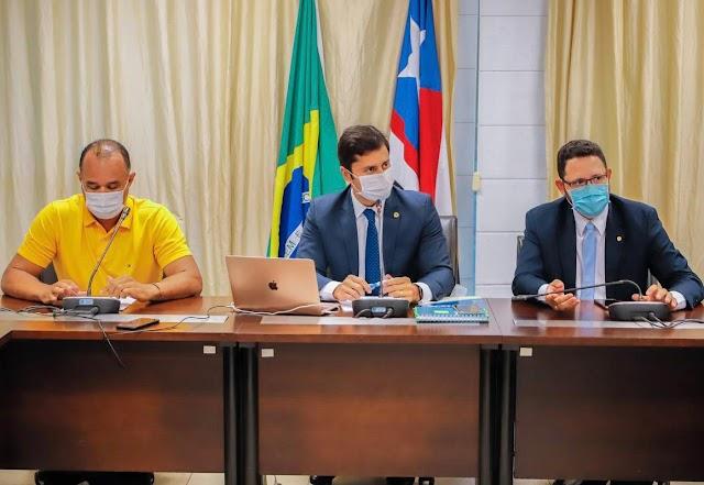Presidida por Duarte, CPI do Combustível inicia com apresentação de oito requerimentos