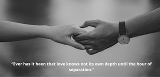 45 Heart Touching Long Distance Relationship Quotes For True Love.