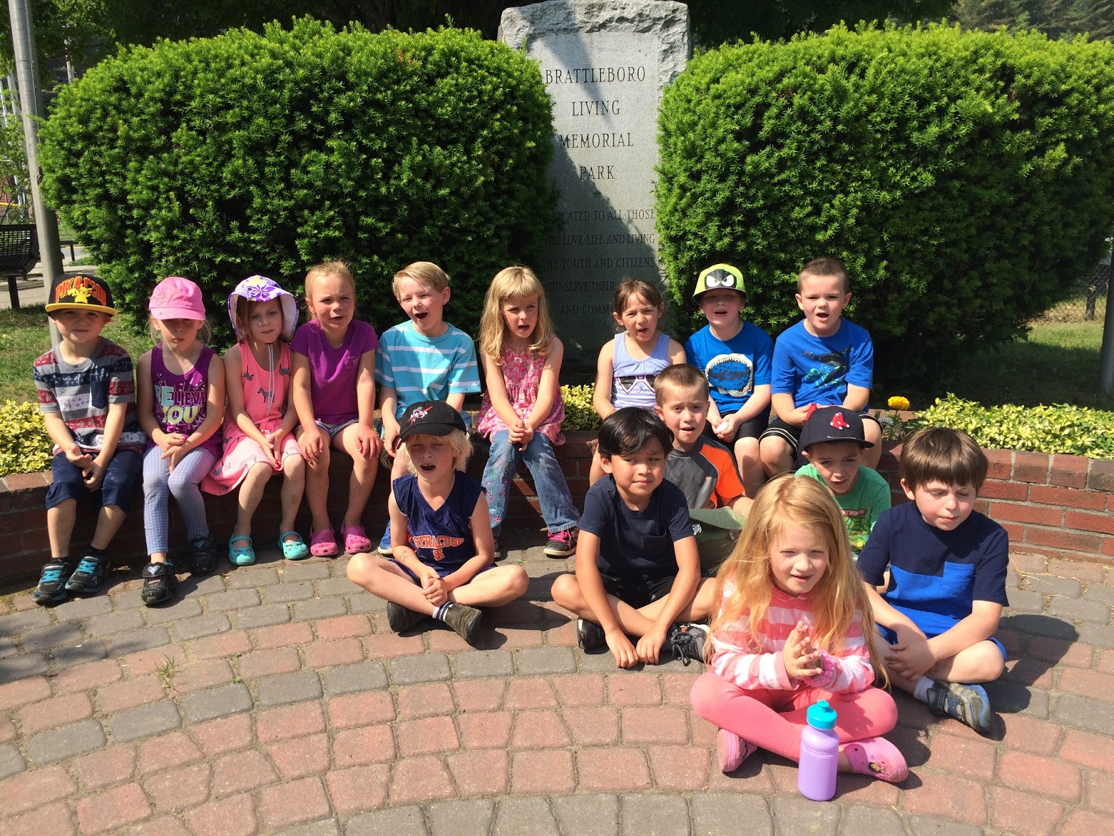Mrs Parzych S Kindergarten Memorial Park Field Trip