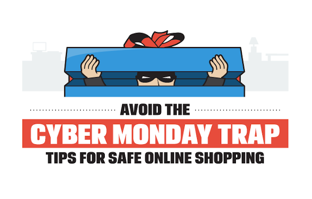 Image: Avoid The Cyber Monday Trap Tips For Safe Online Shopping