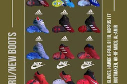 Boots Repack January 2020 UP AIO - PES 2017